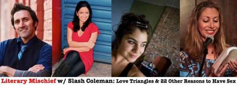 Literary Mischief w/ Slash Coleman | Loft227