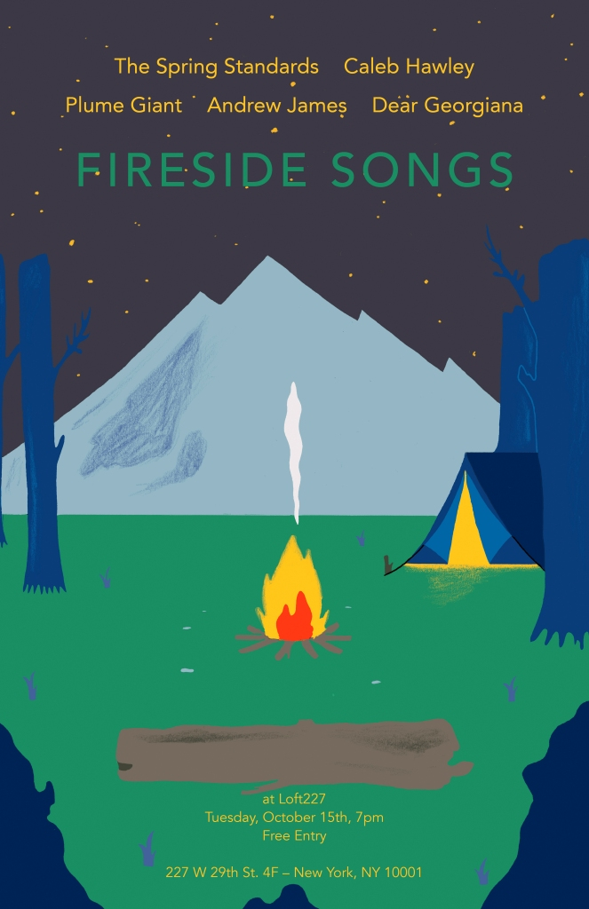 Fireside Songs | CMJ | Robin Sokoloff | Producer