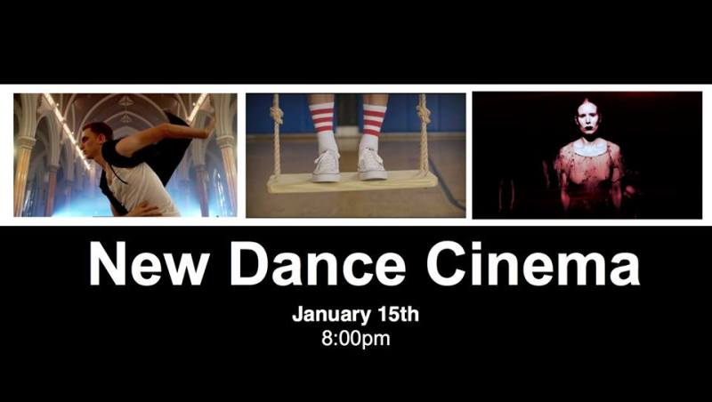 New Dance Cinema | Anji Crane | Robin Sokoloff