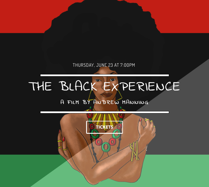 The Black Experience | Andrew Manning | Robin Sokoloff