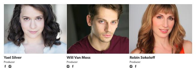 Queer Composers For Orlando | Will Van Moss | Robin Sokoloff | Yael Silver | Loft227