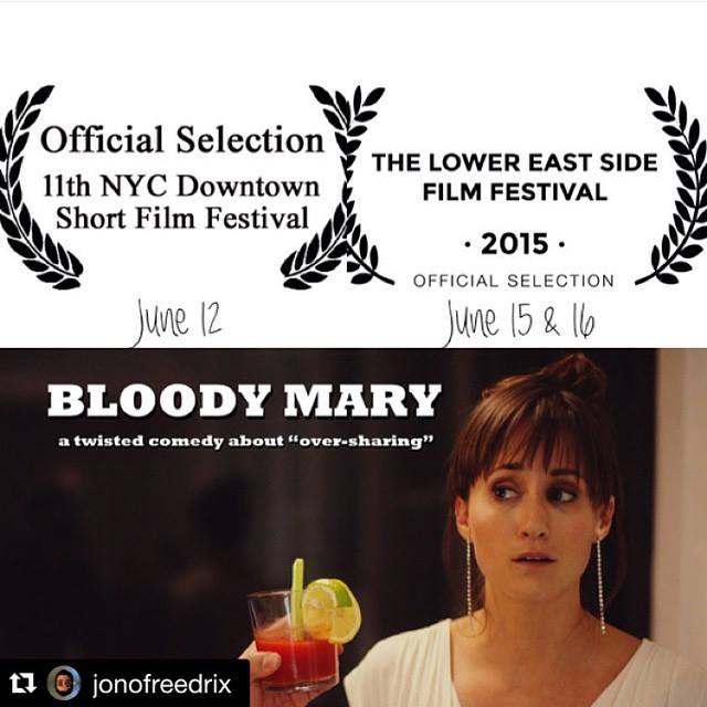 Magan Wiles | Hustle Creative | Jono Freedrix | Loft227 | Robin Sokoloff | Bloody Mary Movie