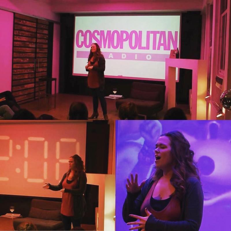 JessTalk | Magan Wiles | Hustle Creative | Loft227 | Robin Sokoloff