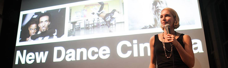 New Dance Cinema Banner